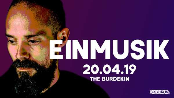 Einmusik returns to Sydney this Easter